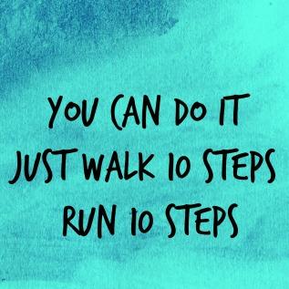 run 10 walk 10