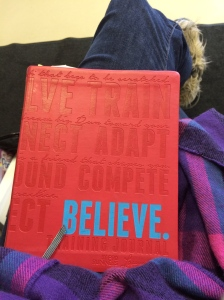 Write in my Believe Journal